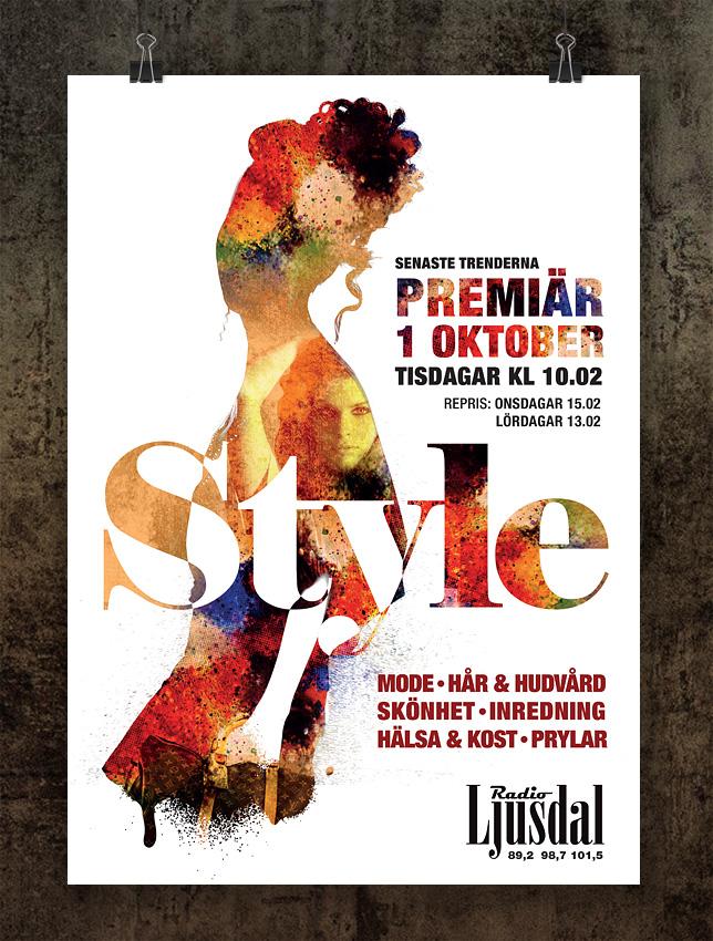 RadioLjusdal_Style