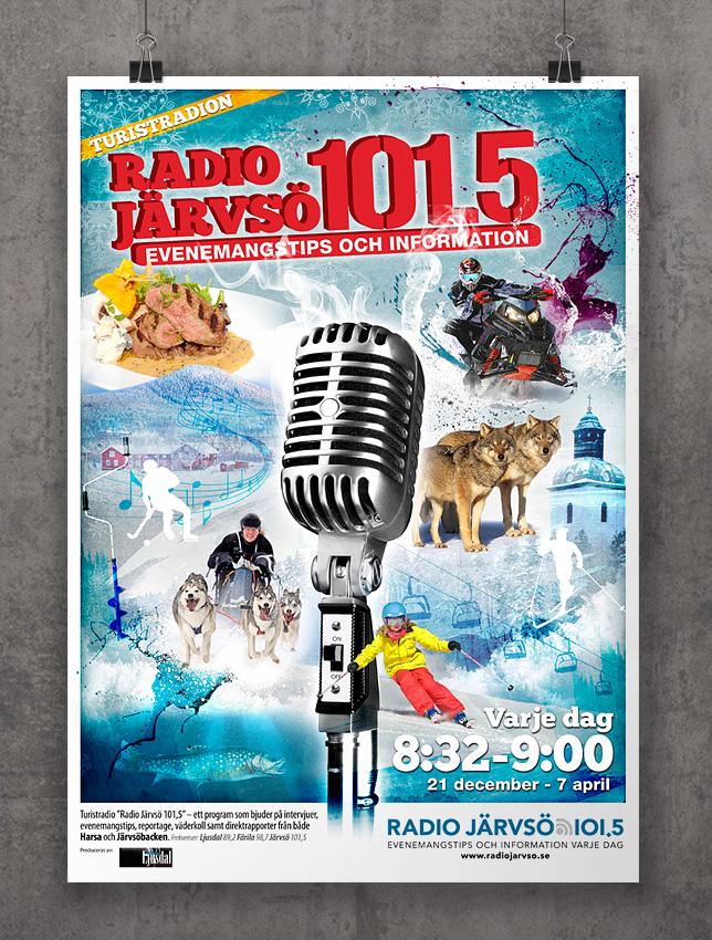 RadioLjusdal_Turistradio2013