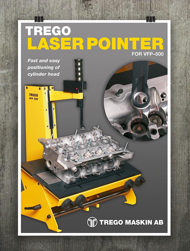Trego Laserpointer